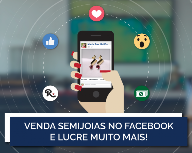 Tutorial Para Venda De Semijoias No Facebook Ralifla